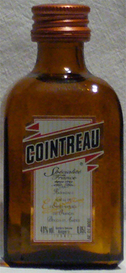 Cointreau tap coure vermell