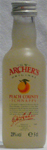 Archer's Peach County Schnapps-Archer & Co.