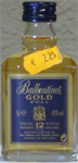 Ballantines Gold Seal Special Reserve 12 Years Old Scotch Whisky