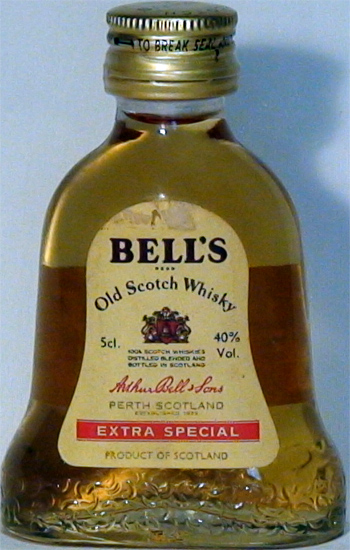 Bell´s Old Scotch Whisky