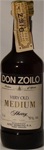 Don Zoilo Very Old Medim Sherry Diez-Merito