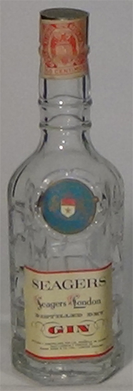 Seagers Distilled Dry Gin