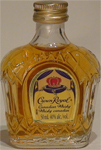 Crown Royal Fine de Luxe Blended Canadian Whisky - 1975-Joseph E.Seagram &Sons (Canadà)